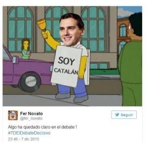 meme albert rivera 2