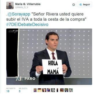 meme albert rivera